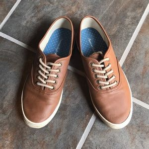 American Eagle Faux Leather Sneakers